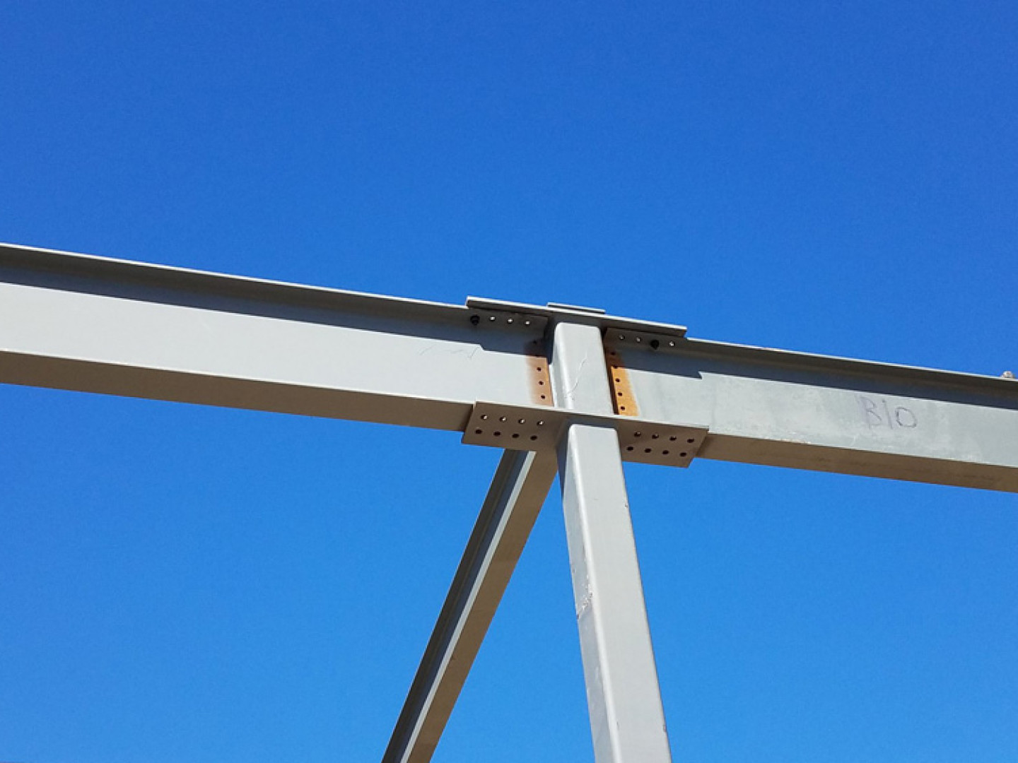 We'll Complete Your Building's Steel Frame